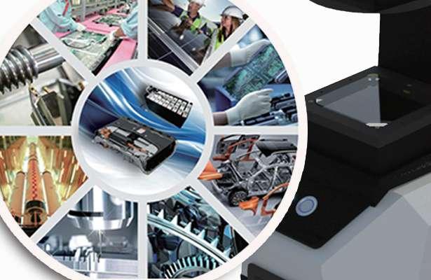 一键式影像测量仪在精密PEEK零件尺寸自动检测方面的应用