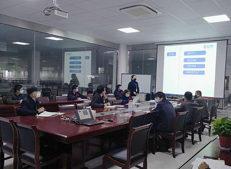 高标准、重品质 ▏江苏超聚启动8个8D年度项目